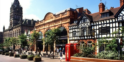 £36 -- Chester: City-Centre Stay inc Breakfast, Save 58%
