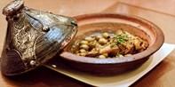"""¥398 -- 摩洛哥""""煮""""义 外滩 Tajine Moroccan 双人定制晚宴 会员专享文化体验"""