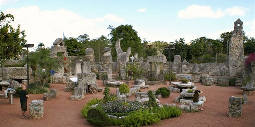$15 -- Coral Castle Museum: Admission for 2, Save 50%