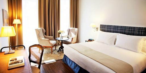 £118 -- 5-Star Central Madrid Stay w/Upgrade, Save up to 40%