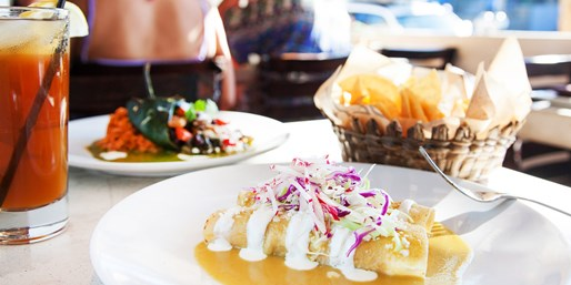 $25 -- Tortilla Republic WeHo: Lunch for 2, Reg. $48