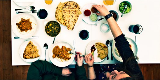 $20 -- Indian Dinner for 2 in Aurora, Reg. $40
