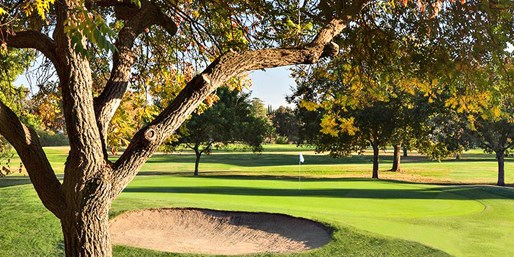 Modesto: Top-Rated Round of Golf w/Cart & Drink, Save 45%
