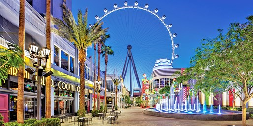 Vegas: World's Tallest Observation Wheel for 2, Half Off