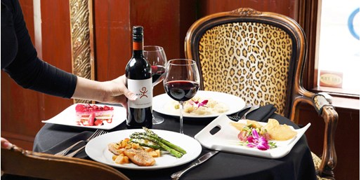 $79 -- Italian Dinner for 2 w/Bottle of Wine, 45% Off