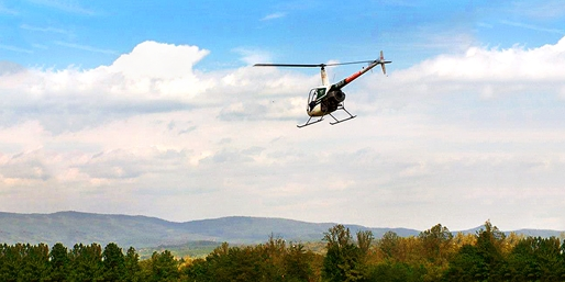 Save $200: Lake Norman Helicopter Tour, Weekends into Fall