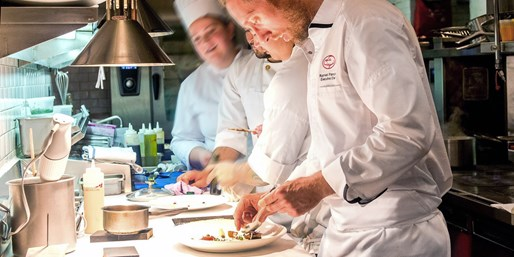 Le Cirque 6-Course Chef's Dinner for 2, Save 35%