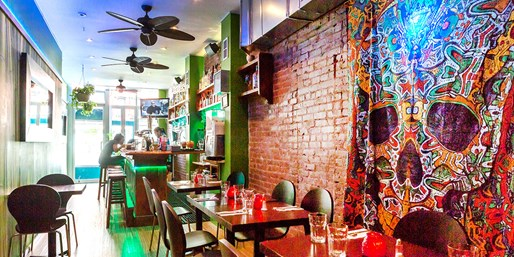 Hell's Kitchen: Dinner or Lunch for 2 w/Margaritas, 45% Off
