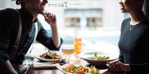 $69 -- Tribeca: Romantic Dinner for 2 w/Drinks, Reg. $123