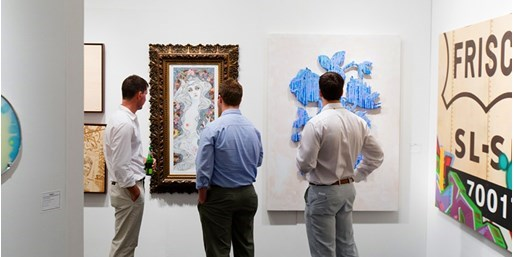 $10 -- Hamptons: Art & Design Fair July 9-12, Half Off