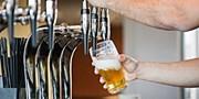 $19 -- Beer Tastings for 2 w/Souvenir Glasses & Pints