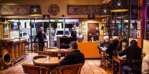 Acclaimed Rocio's Mole de los Dioses: Dinner & Drinks for 2