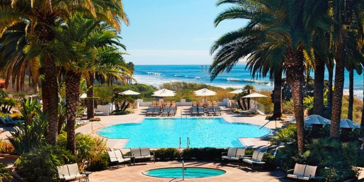 $3500 -- Luxe All-Incl. Santa Barbara 3-Nt. Wellness Retreat
