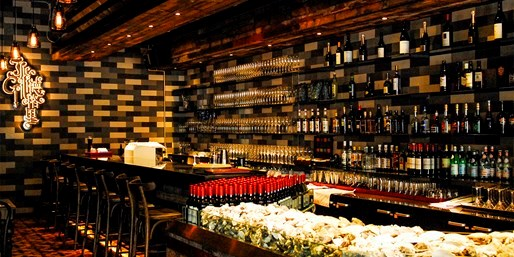 ¥398 -- The Gili 澳洲牛排餐厅 双人晚餐 可选四人战斧牛排餐 午晚通用
