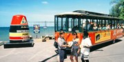 Key West: Trolley Tours across the City, through 2015