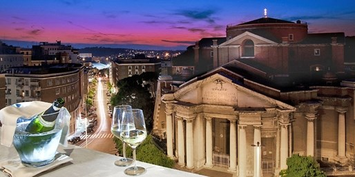 £173 -- Rome 2-Nt 4-Star Stay w/Breakfast, Save up to 39%