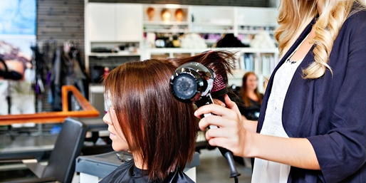 40% Off Blowout w/Scalp Massage at Santa Monica Salon