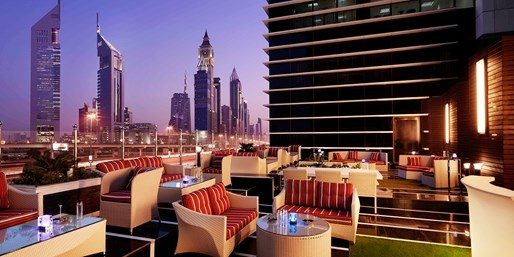 £71 -- Dubai Stay w/Upgrade & Breakfast, Save up to 61%