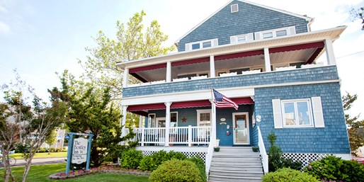 Travelzoo Deal: $349 -- 2-Nt. Jersey Shore B&B Stay w/Beach Passes in Summer