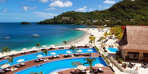 $925 -- St. Vincent & Grenadines: All-Inclusive 5-Nt. Escape