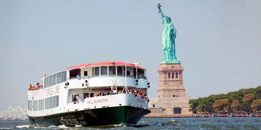 $21 -- Top-Rated Statue of Liberty Cruise, Reg. $29