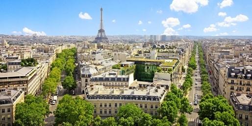 85 € -- Paris: Hotel in Montmartre, 37% sparen