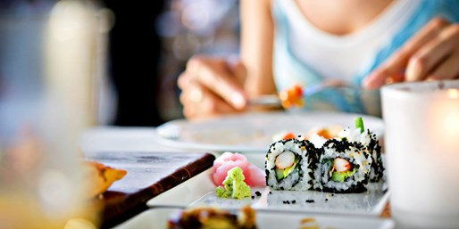 $45 -- Japanese Dining for 2 at South Point Hotel, Reg. $83
