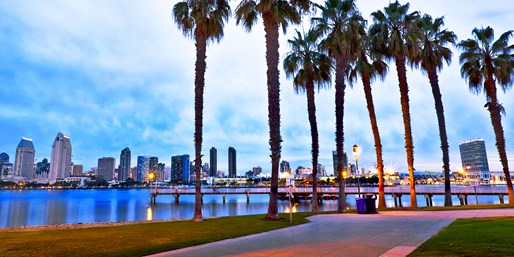 San Diego 4-Star Hotel, Click to See More, From $96