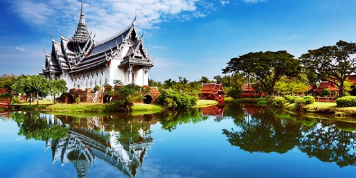 Bangkok: 5-Star Hotel Stay, Click to See More, From $64