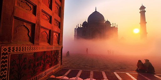 6 Night Private Tour of India: Delhi, Jaipur, Agra, From $2,050