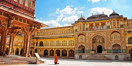 9 Nights in India: Delhi, Jaipur, Agra, Varanasi, From $2,600