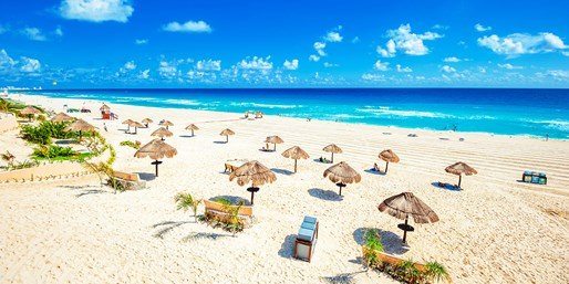Cancun: 4-Star Winter Stays; Click to See More, From $104