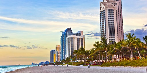4-Star Miami Hotel in Fall, Click to See More, From $112