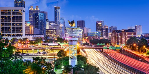 Atlanta 4-Star Hotel Stay, Click to See More, From $118