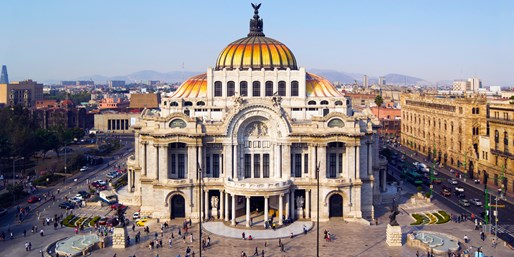 4-Star Mexico City Hotel, Click to See More, From $45