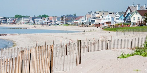 Fairfield, Conn.: Coastal Fall Getaway, Reg. $200