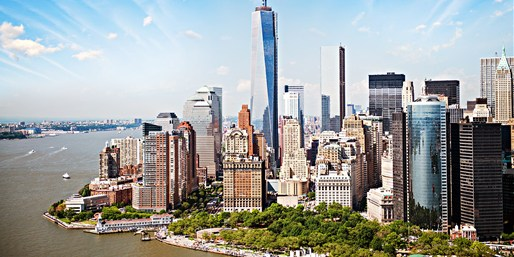 £97 & up -- NYC 4-Star Hotel in Summer, 50% Off