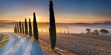 De ruta por Italia...