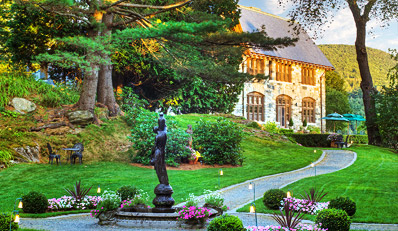 Albany / Capital Region: $99 -- Vermont 4-Star Historic Mansion Package, Reg. $354