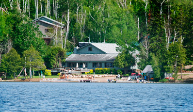 $249 -- Northwoods 2-Night Lakeside Cabin Retreat, 50% Off