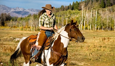 $35 -- Estes Park Horseback Trail Ride w/Breakfast, Half Off