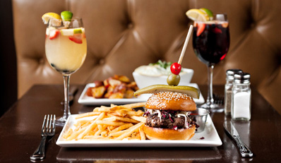 $29 -- Hell's Kitchen Brunch for 2 w/Cocktails, Reg. $67
