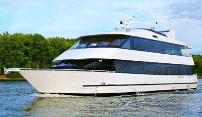 $32 -- Mimosa Brunch Cruise on Narragansett Bay, Reg. $55