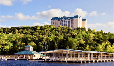 St Louis: $99 -- Branson 4-Diamond Lakefront Resort, 45% Off