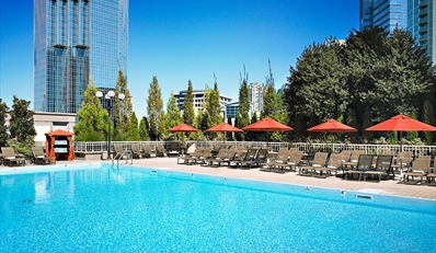 $129 -- Atlanta 4-Diamond Hotel in Trendy Buckhead, 60% Off
