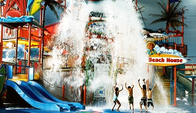 $219 -- Niagara Water Park Escape thru Summer, Reg. $539