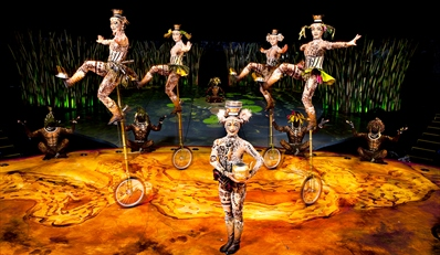 $55 -- Cirque du Soleil Big Top Show near Philly, Reg. $70