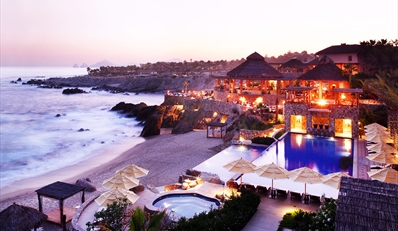 $1095 -- Cabo: 3 Nights at 'World's Best' Resort, $990 Off