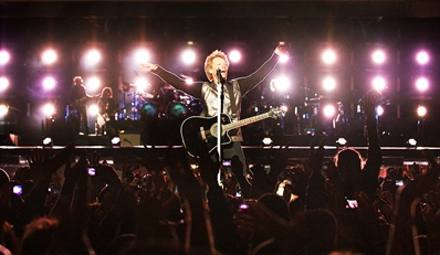 $20 -- Bon Jovi at Gillette Stadium, Half Off