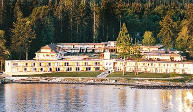 Canada: $89 - Vancouver Island Retreat incl. $50 Spa Credit